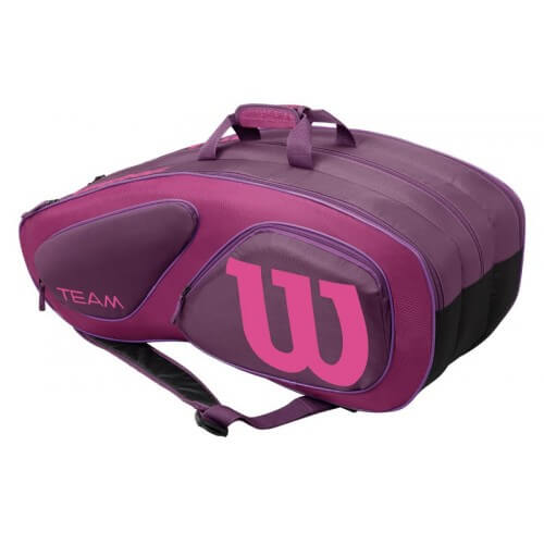 Wilson Team II Purple x12