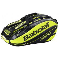 Babolat Pure Aero 2016 x12 Black Yellow