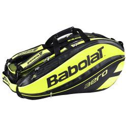 Babolat Pure Aero 2016 x9 Black Yellow