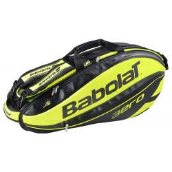 Babolat Pure Aero 2016 x6 Black Yellow