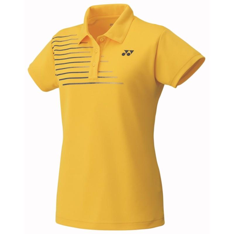 Yonex Polo Team Women 20302 Yellow