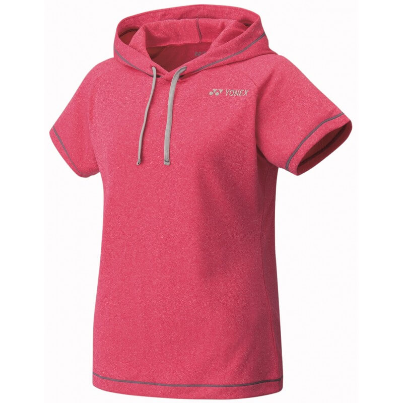 Yonex Sleeveless Hoodie Tour Elite Women 16248 Pink