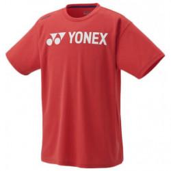 Yonex Tee Shirt 16001 LCWEX (Lee Chong Wei) Red