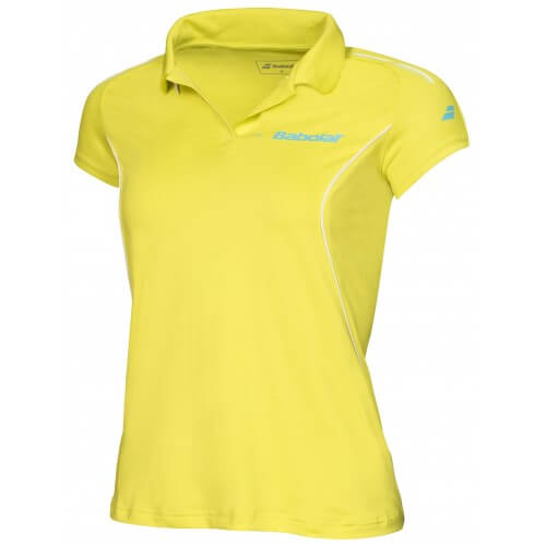 Babolat Polo Core Women 2016 Lemon