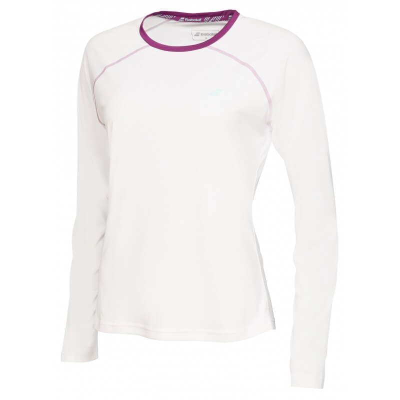 Babolat Long Sleeve Core Women White