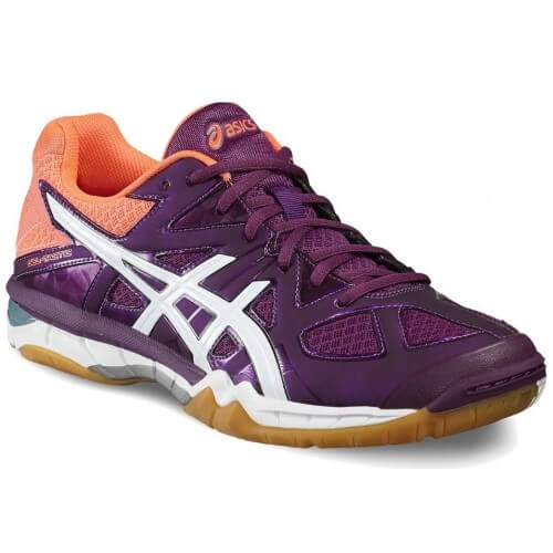 Asics Gel Tactic Women Phlox White Coral