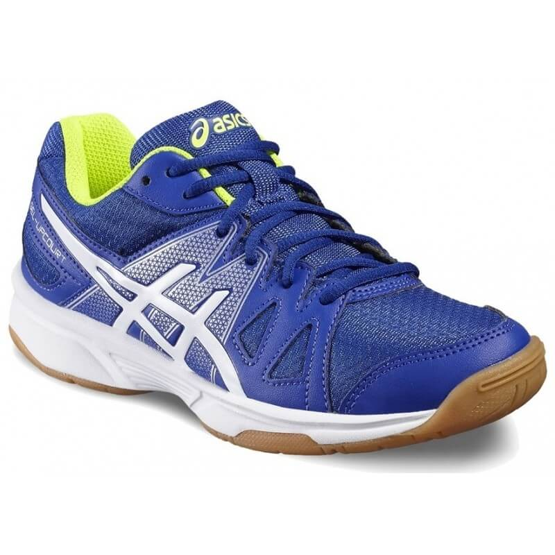 Asics Gel Upcourt Blue White Yellow
