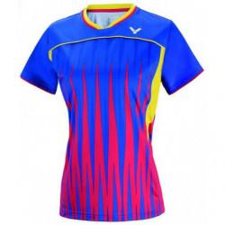 Victor Tee Shirt 6604 Women Blue