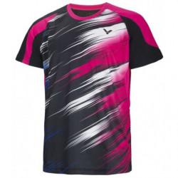 Victor Tee Shirt 6502 Black