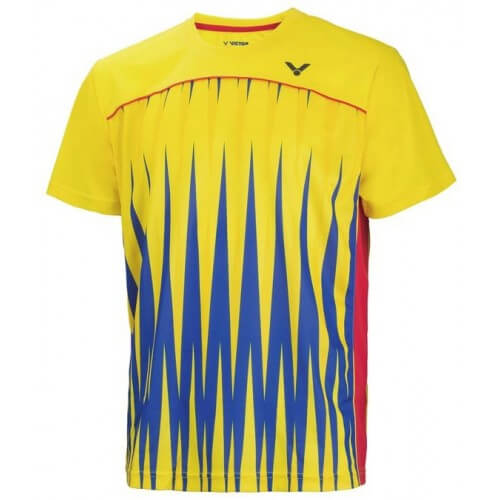 Victor Tee Shirt Men 6506 Yellow