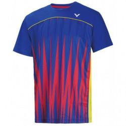 Victor Tee Shirt Men 6506 Blue