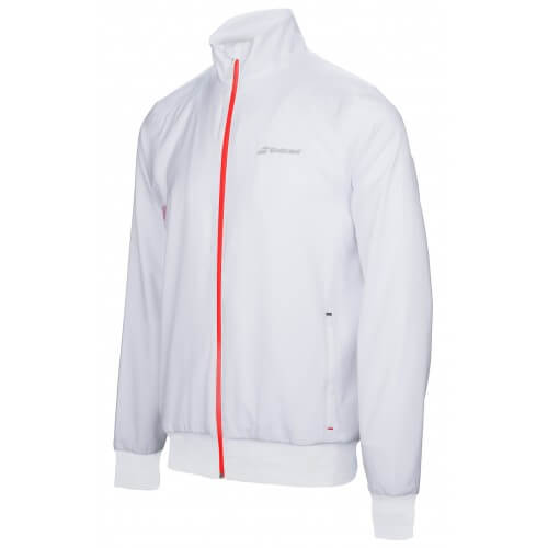 Babolat Jacket Core Club Men Blanc