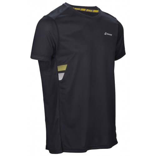 Babolat Flag Tee Core Club Men Noir