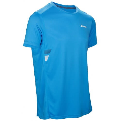 Babolat Flag Tee Core Club Men Blue
