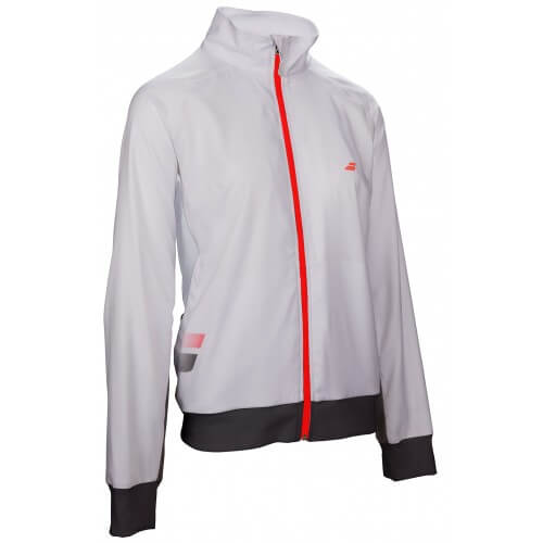 Babolat Jacket Core Club Women Blanc