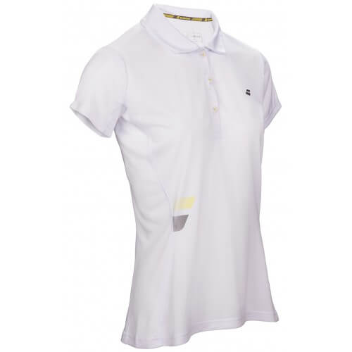 Babolat Polo Core Club Women Blanc