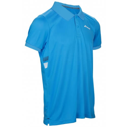 Babolat Polo Core Club Boy Bleu