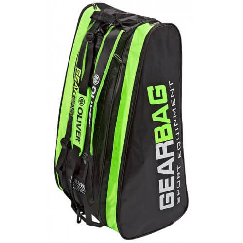 Oliver Gear Bag Black Green