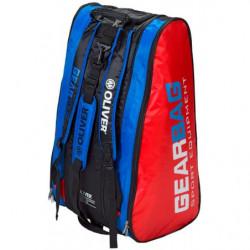 Oliver Gear Bag Red Blue