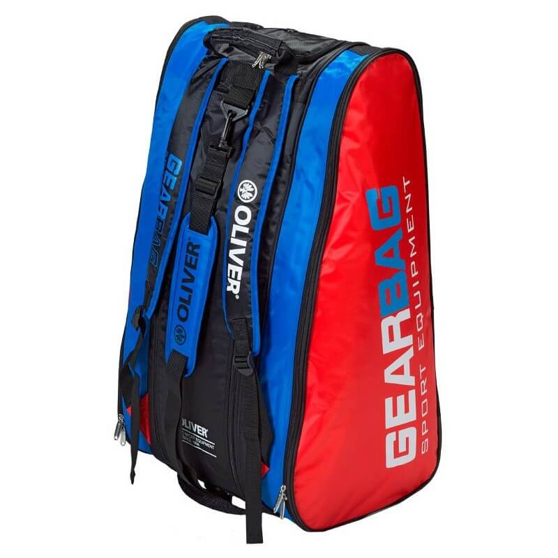 Oliver Gear Bag Red Blue