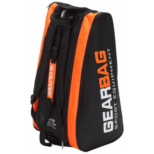 Oliver Gear Bag Black Orange