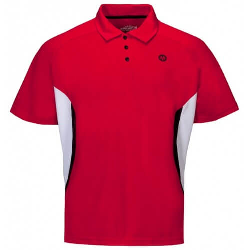 Oliver Polo Mexico Red Black