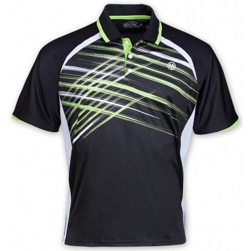 Oliver Polo Salvador Black Green