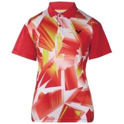 Victor Tee Shirt S1 6112 Women Red White