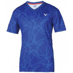 Victor Tee Shirt T 6017 Blue