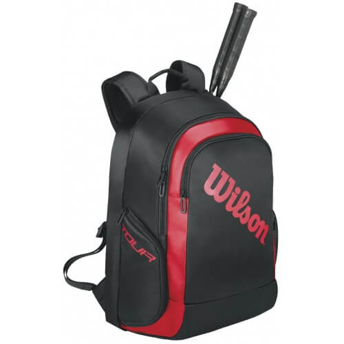 Wilson Backpack Tour 2 Red