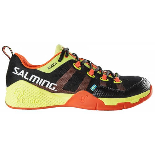 Salming Kobra Men Black Orange