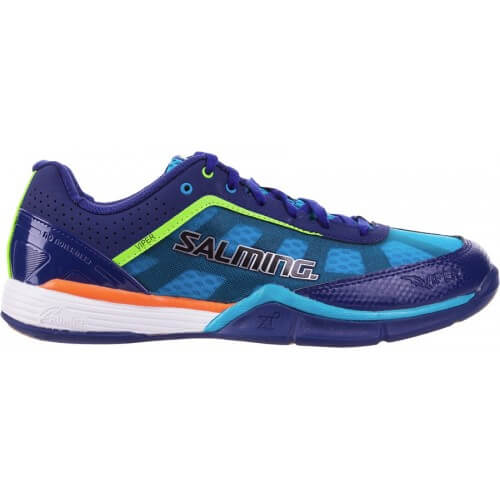 Salming Viper Men Navy Cyan