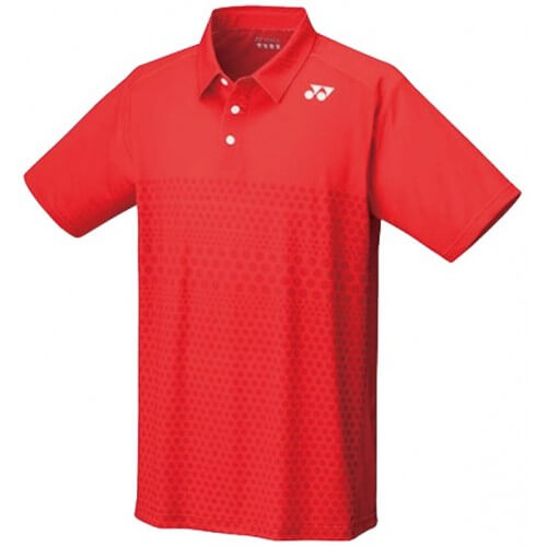 Yonex Polo Tour Elite 12123 Men Red