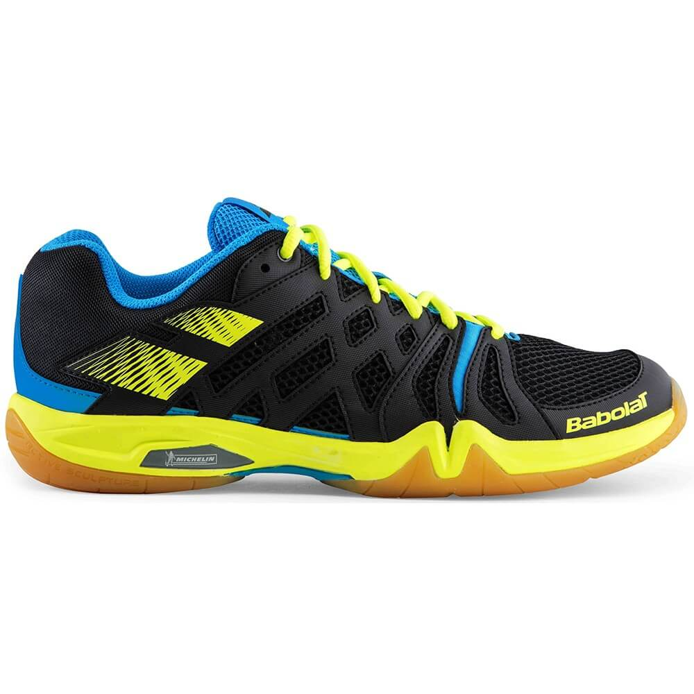Babolat Shadow Team   chaussures Black Yellow chaussures  81f689