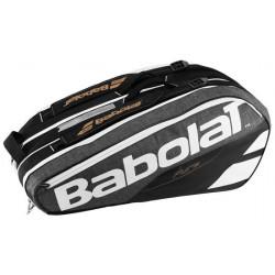 Babolat Racket Holder X9 Pure Grey