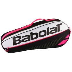 Babolat Racket Holder Essential Club Black Pink