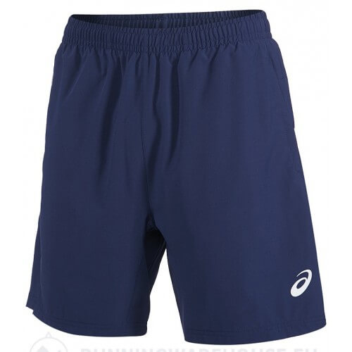 Asics Short Men Woven 7 Inch Strong Navy