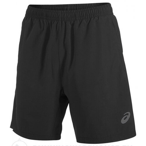 Asics Short Men Woven 7 Inch Performance Black