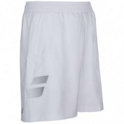 Babolat Short Core Men 8' Blanc