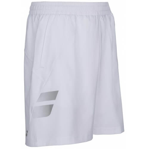 Babolat Short Core Men 8' Blanc