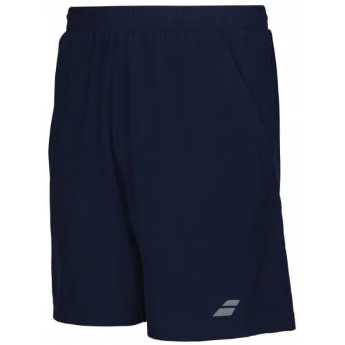 Babolat Short Core Men 8' Bleu Nuit