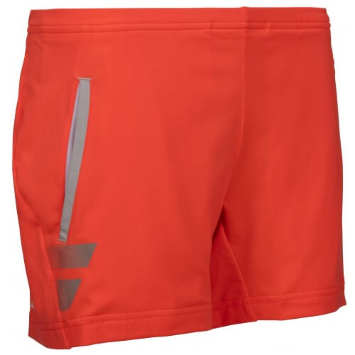 Babolat Short Core 17 Women Fluo Strike Red