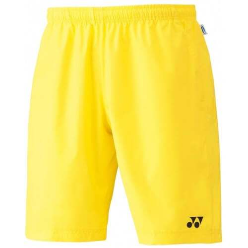 Yonex Short Men 15048 Yellow