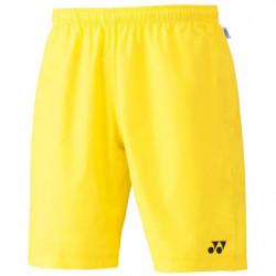 Yonex Short Men 15048 Yellow