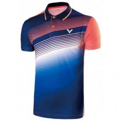 Victor Polo Men 70005 Blue Orange