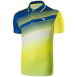 Victor Polo Men 70005 Blue Yellow