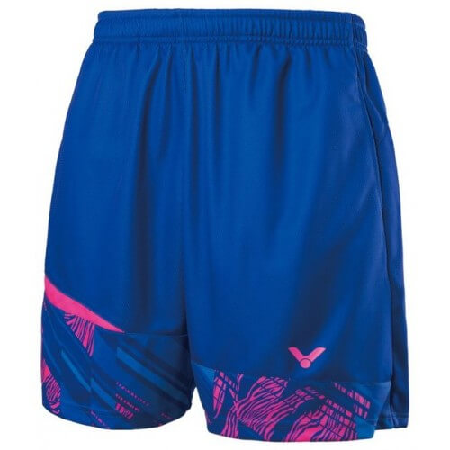 Victor Short Men 70200 Blue Pink