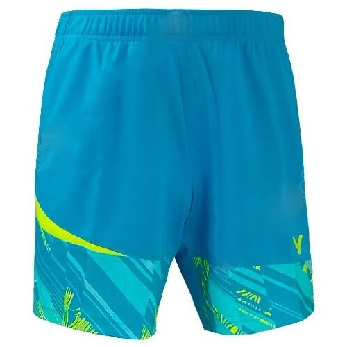 Victor Short Men 70200 Blue Green