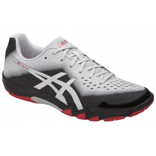 Asics Gel Blade 6 Men Black Silver Grey
