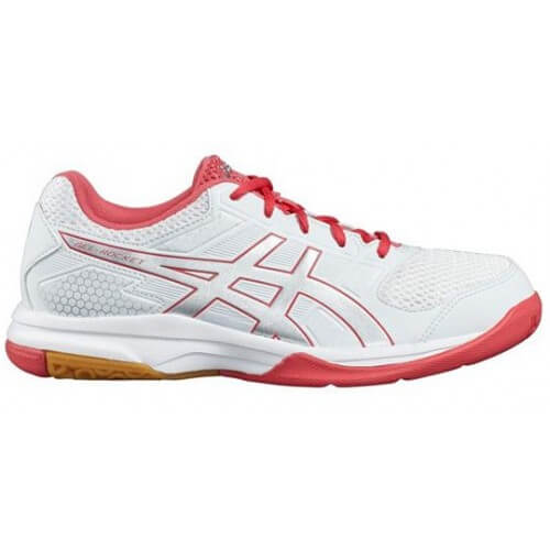 Asics Gel Rocket 8 Women Red